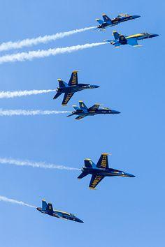 Blue Angels...<3