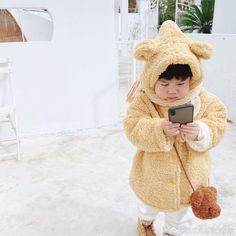 Cute Korean, Children, Kids, Winter Hats, Crochet Hats, Baby, Siblings, Young Children, Young Children