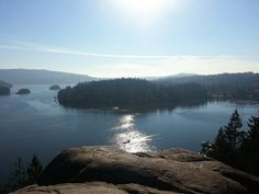 """See 11 photos and 1 tip from 51 visitors to Deep Cove Lookout. """"UFO spotted here Oct. Vancouver Tourism, North Vancouver, Places To Visit, Canada, River, Deep, Outdoor, Outdoors, Outdoor Games"""
