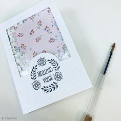 Tuto vidéo : Créer une carte shaker box Idee Diy, Shaker Cards, Embosser, Creations, Scrapbooking, Deco, Cards, Greeting Card, Index Cards
