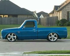 CHEVROLET C10 Vintage Chevy Trucks, Chevy Pickup Trucks, Classic Chevy Trucks, Chevy C10, Chevy Pickups, Chevrolet Trucks, Dropped Trucks, Lowered Trucks, C10 Trucks