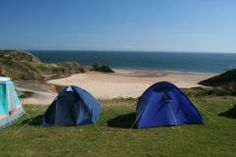 Three Cliffs Bay, Swansea | Cool Camping
