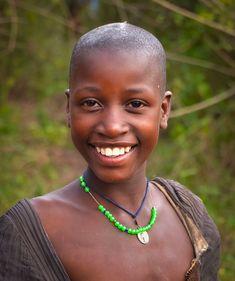 Ugandan Girl (Rod Waddington)