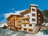 Hotel Olympia in St. Anton am Arlberg günstig buchen / Österreich www.winterreisen.de