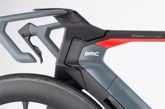 BMC celebrates the opening of its new R&D lab with a concept bike, showcasing its engineering chops and in-house manufacturing abilities