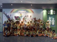 Grade 3 at museum nasional, sept 2014