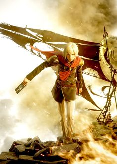 Final Fantasy Type-0 Launches March 2015 Bundled With Final Fantasy XV Demo