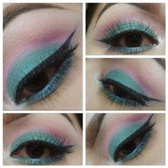 Edgy+emerald+https://www.makeupbee.com/look.php?look_id=89721