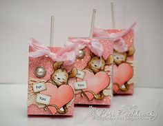 Whiff of Joy - Tutorials & Inspiration: Lollipop Cover by Lori...