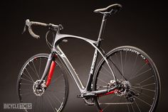 Volagi Liscio disc-brake road bike in Bicycle Times Magazine