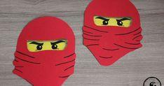 Wie ja bereits beim Geburtstagspulli angekündigt, drehte sich beim diesjährigen Geburtstag alles um die Ninja Kai, Cole, Zane, Jay, LLoyd...