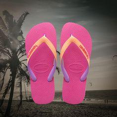Providing the colour of summer since 1962. #Havaianas #TBT