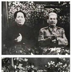 Mao and Stalin