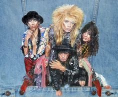 15995176_1324527304285908_5202538924438346233_o.jpg (1134×939)**HANOI ROCKS  PAINTED  ON JEANS **