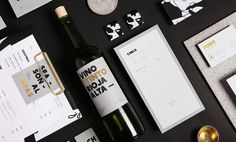 """thewomb: """" """" We worked in partnership with JWALK to redesign Toro, a Spanish restaurant located in NYC, Boston, Bangkok and Dubai. We wanted to communicate the Spanish vibe without being too obvious,..."""