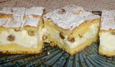 Pita od sira i grožđica — Coolinarika Cheesecake, Romanian Food, Russian Recipes, Desert Recipes, Relleno, Food To Make, Sweet Tooth, Food And Drink, Yummy Food