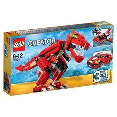 LEGO® Creator Roaring Power 31024