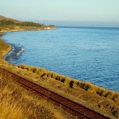 America's Most Romantic Train Trips | via Travel + Leisure