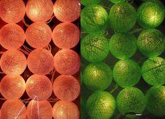 glow ball lighting - Illuminate the Night: 7 Eco-Friendly Lighting Options | Green Bride Guide