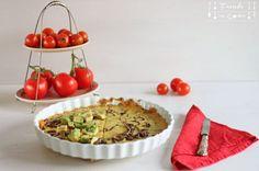 Farinata - Socca - italienischer Kichererbsen Fladen - Rezept vegan - Freude am… Avocado, Serving Bowls, Eat, Tableware, Drink, Inspiration, Joy Of Cooking, Chic Peas, Glutenfree
