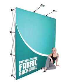 39 Best Tension Fabric Trade Show Displays Images