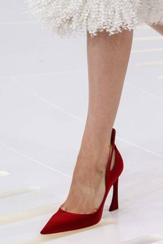 Zapatos de mujer - Womens Shoes - Christian Dior Couture Fall 2014