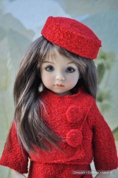 Долгожданная Дакота (Dianna Effner) дома! / Коллекционные куклы Дианы Эффнер, Dianna Effner / Бэйбики. Куклы фото. Одежда для кукол