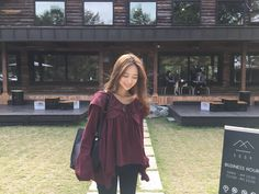 Ulzzang - Fashion - Beauty - Kpop I do NOT post pictures of myself! The girls' names are always in the tags! Ulzzang Korea, Korean Ulzzang, Ulzzang Girl, Park Seul, Campus Style, Beauty And The Beat, Cute Fashion, Womens Fashion, Style Japonais