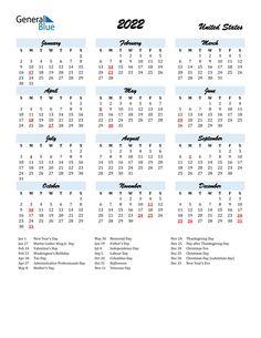 Downloadable Calendars 2022 Large Desk Calendar, Yearly Calendar, 2021 Calendar, Blank Calendar Template, Free Printable Calendar, Photo Calendar, Print Calendar, Holiday Words, Holiday Calendar