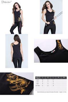 [Visit to Buy] Newest Women Sleeveless Running Vest Tank Tops Quick Dry Smock Loose Vest Gym Fitness Sport Singlet for Jogging regata feminina #Advertisement