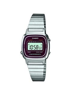 Reloj Casio Collection Modelo LA-670WEA-4EF