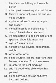 Things I learned from Carrie Fisher
