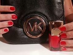 #Mondaymani #MichaelKors #Sensation #Naillacquer www.redlipsmakupstudio.com