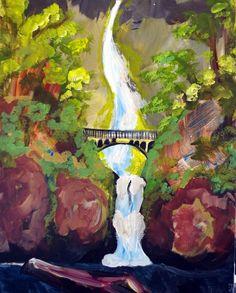Multnomah Falls @ Kells Brew Pub (NW 21st) on Tuesday, 8/19/14