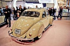 1952 VW Coupe
