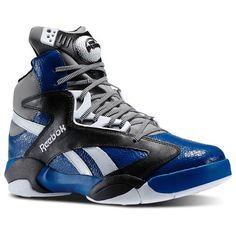 Reebok Classics Men's Shaq Attaq Basketball Shoes Sizes us **RARE* Zapatillas Nike Basketball, Zapatillas Nike Jordan, Sports Shoes, Basketball Shoes, Reebok Retro, High Top Sneakers, Shoes Sneakers, Baskets, Hype Shoes