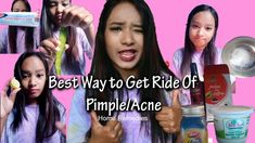 (3) LinkedIn Home Remedies For Skin, Acne Remedies, Pimple Solution, Beauty Care Routine, How To Get Rid Of Pimples, Welcome To My Page, My Beautiful Friend, Beauty Photos