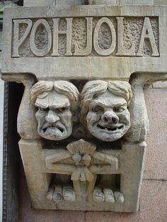 Helsinki architecture, Pohjola - Kansallis-sali, can be hired for events http://www.palacekamp.fi/kokoukset_tapahtumat/kansallissali/