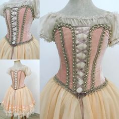 This is great -- just without sleeves and a lower neckline. Off the shoulder tiny sleeves are fine too. Dance Recital Costumes, Girls Dance Costumes, Tutu Costumes, Ballet Costumes, Dance Outfits, Tutu Ballet, Ballerina Costume, Ballet Russe, Russian Ballet