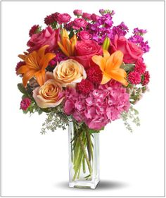 Beautiful Mothers Day Bouquet of flowers. Beautiful special occasion mothers day flower bouquet.