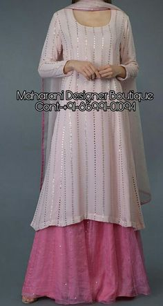 MDB 11506 ( Palazzo Suit Sets Online India ) is part of Indian designer outfits - plazosuit Dress Indian Style, Indian Dresses, Indian Outfits, Designer Party Wear Dresses, Kurti Designs Party Wear, Designer Gowns, Party Dresses, Girls Dresses, Kurta Designs Women