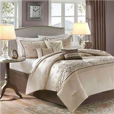 Madison Park Regent 7 Piece Comforter Set,On sale price: $111.99-$125.99