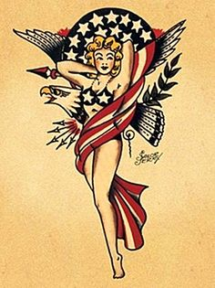 for more on the Art of Sailor Jerry Collins, see my post here on WP. Hoy!