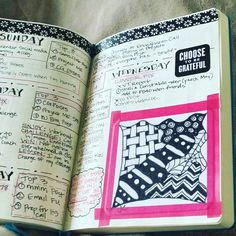Day 5:  Priorities #planwithmechallenge. I write down my top 3 priorities on each daily layout.  It helps remind me where my focus needs to be.