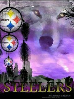 This is awesome Steelers fans!!!