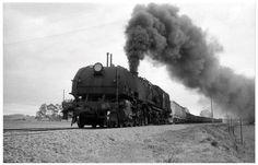 NSWGR Garratt Steam Locomotive