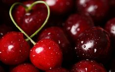 Image shared by Poolli. Find images and videos about eating, red and вкусняшки on We Heart It - the app to get lost in what you love. Plantar, Cherry, Menu, Red Street, Twitter, Videos, Board, Inspiration, Image
