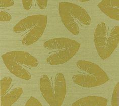 Echo Design 566-44513 Lolani Gold Banana Leaf wallpaper