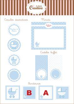 La Tienda Creativa - Parties: BAUTIZO
