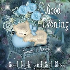 291 Best Good Night Blessings images in 2018 | Good night